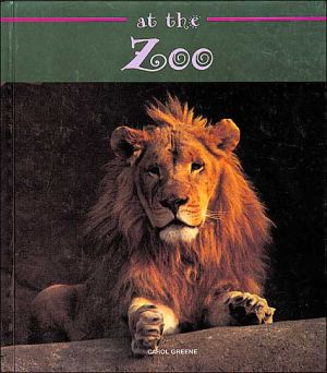 At the Zoo book written by Amy Moses