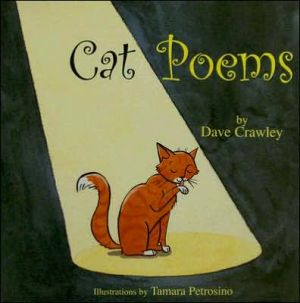 Cat Poems book written by Dave Crawley