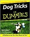 Dog Tricks For Dummies book written by Sarah Hodgson