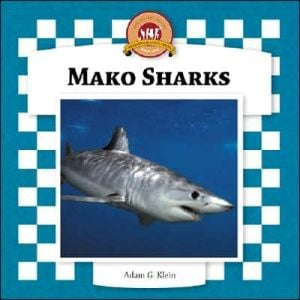 Mako Sharks book written by Adam G. Klein