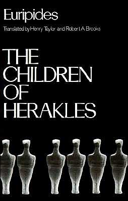The Children of Herakles (The Heraclidae) book written by Euripides