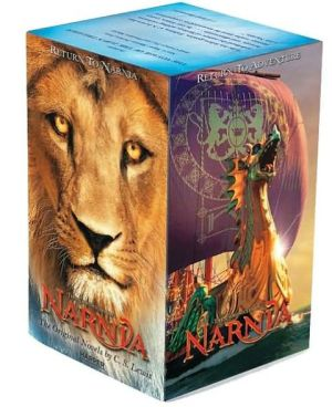 Chronicles of Narnia Movie Tie-in Box Set (Featuring The Voyage of the Dawn Treader) book written by C. S. Lewis