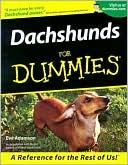 Dachshunds For Dummies book written by Adamson