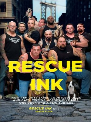 Rescue Ink book written by Denise Flaim