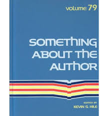 Something about the Author, Vol. 79 book written by Kevin Hile