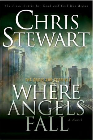 The Great and Terrible: Where Angels Fall book written by Chris Stewart