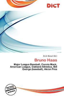 Bruno Haas written by Kn Tr Benoit