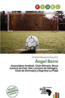 Ngel Berni written by Christabel Donatienne Ruby