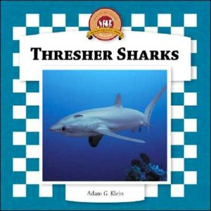 Thresher Sharks book written by Adam Klein