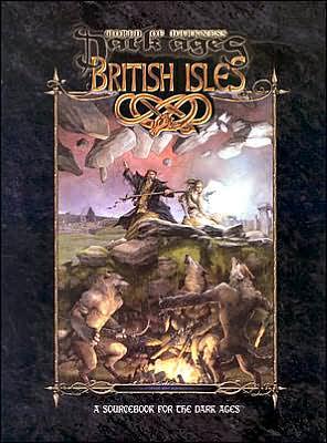Dark Ages: British Isles book written by Adam Tinworth,Genevieve Cogman,Chris Hartford