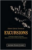 Excursions book written by Henry David Thoreau