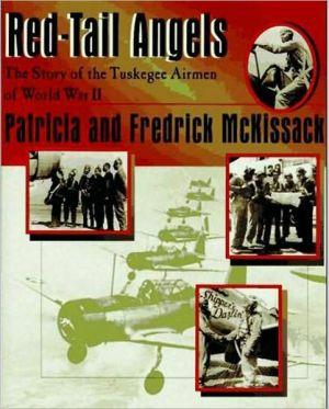 Red-tail angels book written by Patricia C. McKissack,Fredrick L. McKissack