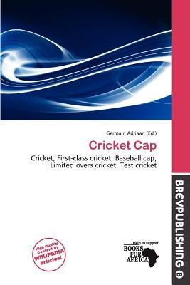 Cricket Cap written by Germain Adriaan
