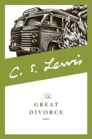 Great Divorce book written by C. S. Lewis