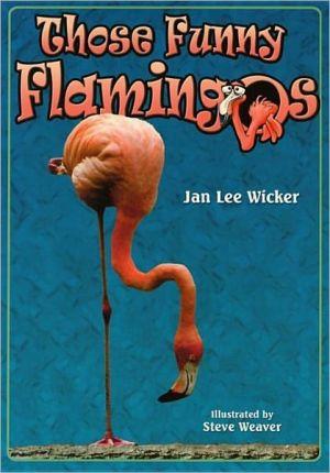 Those Funny Flamingos book written by Jan Lee Wicker