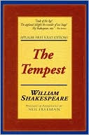 The Tempest (Applause First Folio Editions) book written by William Shakespeare