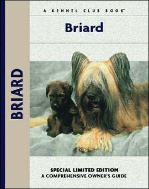 Briard book written by Desiree Scott
