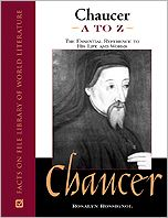 Chaucer A to Z book written by Rosalyn Rossignoi
