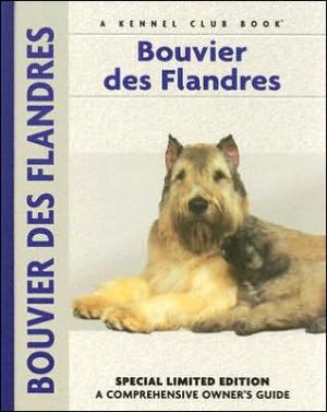 Bouvier des Flandres (Comprehensive Owners Guides Series) written by Robert Pollet