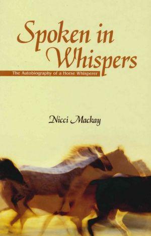 Spoken in Whispers book written by Nicci Mackay