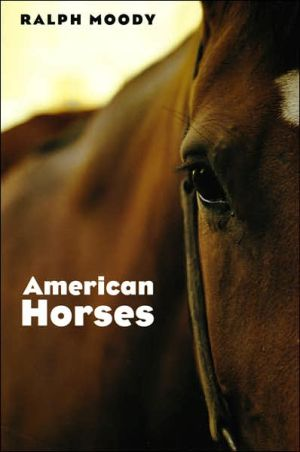American Horses book written by Ralph Moody