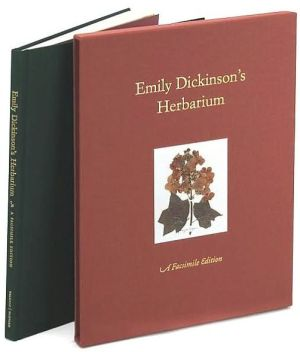Emily Dickinson's Herbarium: A Facsimile Edition book written by Emily Dickinson