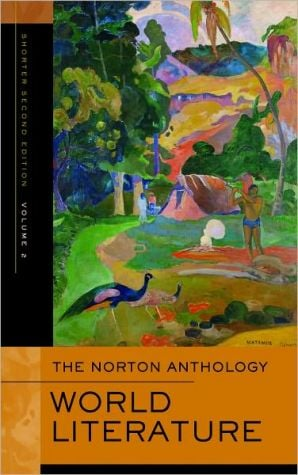 The Norton Anthology of World Literature, Volume 2 written by Jerome W. Clinton
