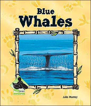 Blue Whales book written by Julie Murray