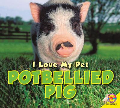 Potbellied Pig book written by Aaron Carr