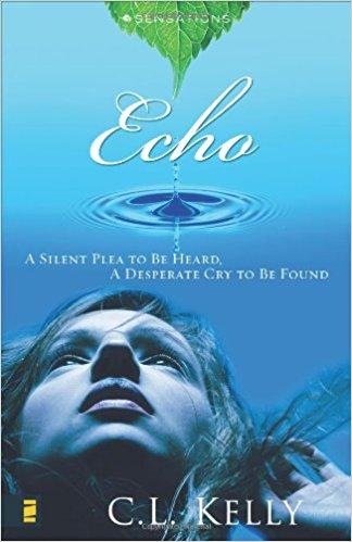Echo book written by C. L. Kelly