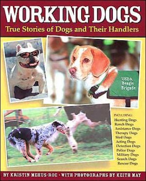 Working Dogs: True Stories of Dogs and Their Handlers written by Kristen Mehus-Roe