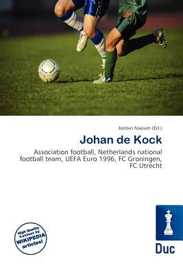 Johan de Kock written by Jordan Naoum