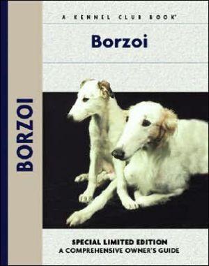 Borzoi book written by Desiree Scott