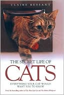 Secret Life of Cats book written by Claire Bessant