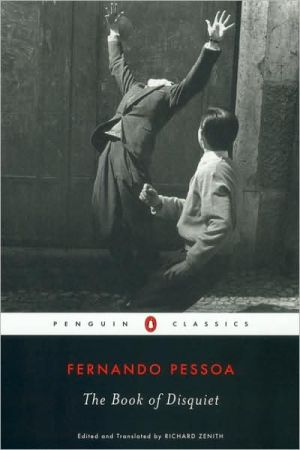 The Book of Disquiet book written by Fernando Pessoa
