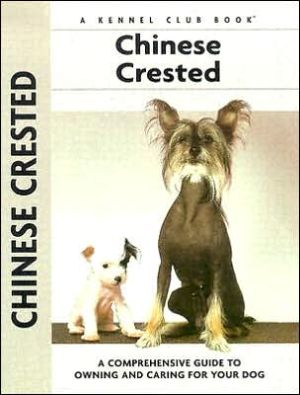 Chinese Crested (Kennel Club Dog Breed Series) book written by Juliette Cunliffe