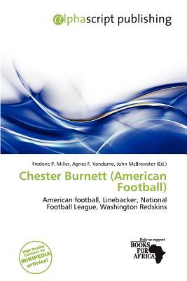 Chester Burnett (American Football) written by Frederic P. Miller