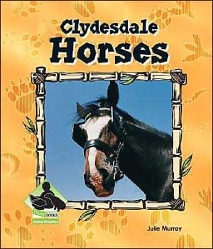 Clydesdale Horses written by Julie Murray