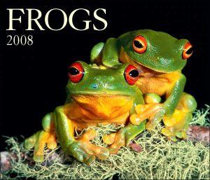 Frogs 2008 Calendar book written by Firefly Books