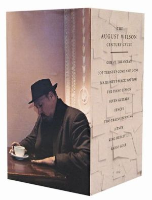 August Wilson Century Cycle book written by August Wilson