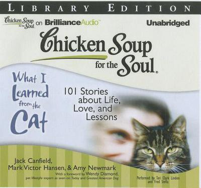 What I Learned from the Cat book written by Canfield, Jack (COM)/
