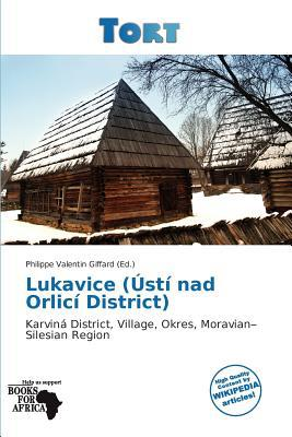 Lukavice ( St Nad Orlic District) written by Philippe Valentin Giffard