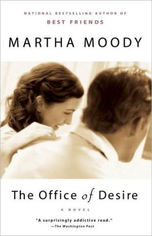 Office of Desire book written by Martha Moody
