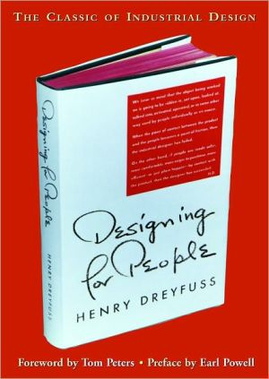 Designing for People book written by Henry Dreyfuss