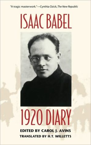 1920 Diary book written by Isaac Babel
