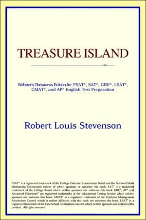 Treasure Island book written by ICON Reference