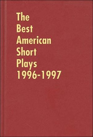The Best American Short Plays 1996-1997 written by Glenn Young