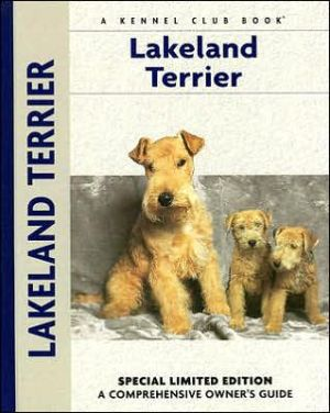 Lakeland Terrier: A Comprehensive Owner's Guide book written by Patricia Peters