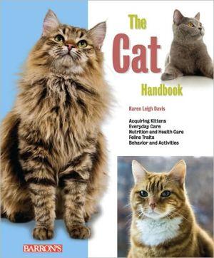 The Cat Handbook book written by Karen Leigh Davis