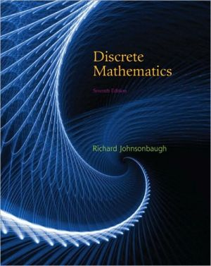 Discrete Mathematics book written by Richard Johnsonbaugh